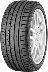 Anvelope CONTINENTAL ContiSportContact 2 225/50 R17 - 98 XLW - Anvelope Vara.