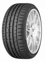 Anvelope CONTINENTAL ContiSportContact 3 205/45 R17 - 84V - Anvelope Vara.