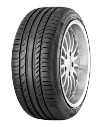 Anvelope CONTINENTAL ContiSportContact 5 205/50 R17 - 89W - Anvelope Vara.