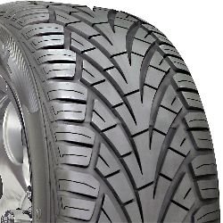 Anvelope GENERAL GRABBER UHP 265/65 R17 - 112H - Anvelope All season.