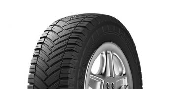 Anvelope MICHELIN AGILIS CROSSCLIMATE 195/75 R16 C - 107R - Anvelope All season.