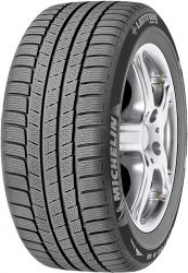 Anvelope MICHELIN LATITUDE ALPIN HP 255/55 R18 - 109H Runflat - Anvelope Iarna.