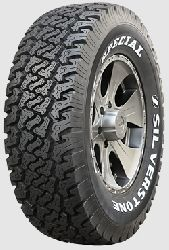 Anvelope SILVERSTONE AT 117 SPECIAL 255/70 R15 - 112S - Anvelope All season.